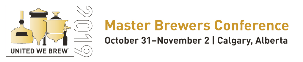 2019 Master Brewers Conference